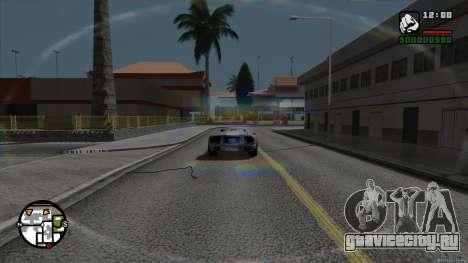 SA Render Public-Beta v0.1 для GTA San Andreas