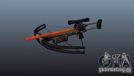 Арбалет Half-Life для GTA 4