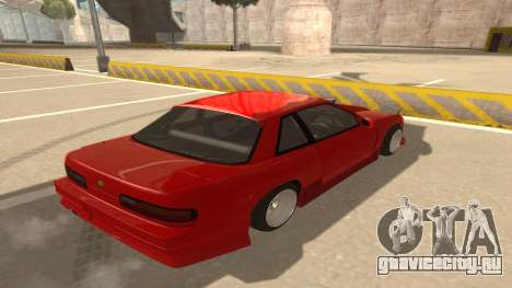 Nissan Onevia для GTA San Andreas вид справа
