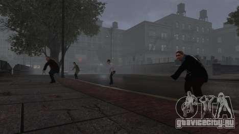 Новый зомби-скрипт для GTA 4 второй скриншот