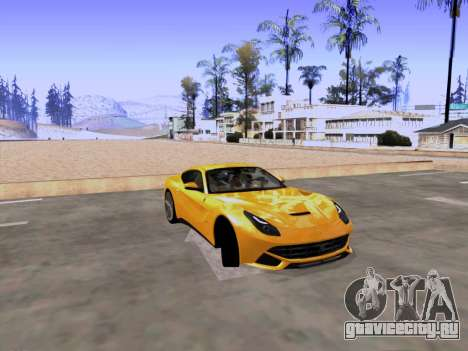 SA_RaptorX v 2.0 для слабых ПК для GTA San Andreas