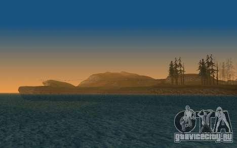 Timecyc v2.0 для GTA San Andreas шестой скриншот
