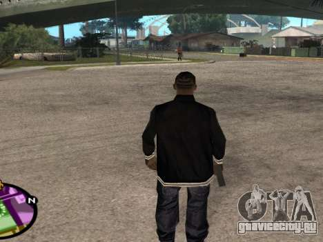 Новый Bmybar для GTA San Andreas второй скриншот