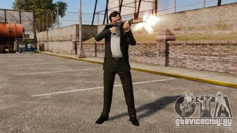 Майкл де Санта для GTA 4 третий скриншот
