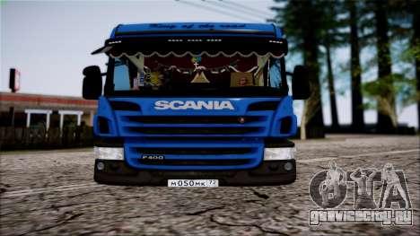 Scania P400 для GTA San Andreas