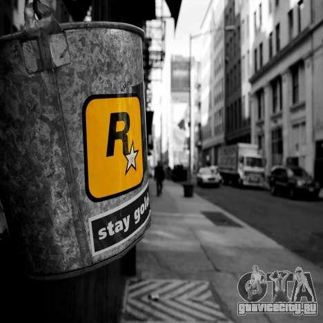 Загрузочные экраны Rockstar для GTA 4 пятый скриншот