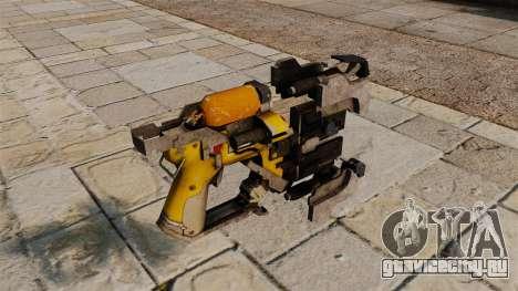 Плазменный резак для GTA 4 второй скриншот