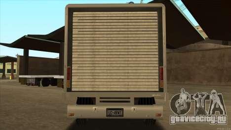 Yankee HD from GTA 3 для GTA San Andreas вид справа