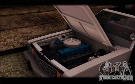 Ford Fairmont 1978 4dr Police для GTA San Andreas вид сбоку
