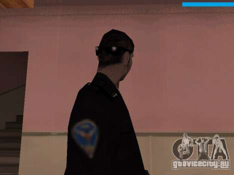 New Police для GTA San Andreas третий скриншот