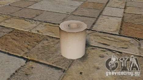 Туалетная бумага для GTA 4