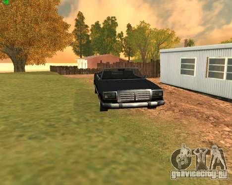 ENB Series for SAMP для GTA San Andreas четвёртый скриншот