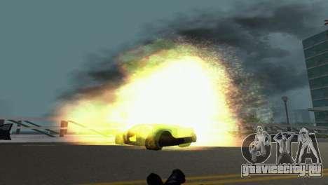 Новые графические эффекты v.2.0 для GTA Vice City пятый скриншот