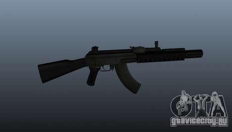 Автомат AK-47 SD для GTA 4 третий скриншот