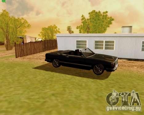 ENB Series for SAMP для GTA San Andreas третий скриншот