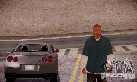 Franklin для GTA San Andreas пятый скриншот