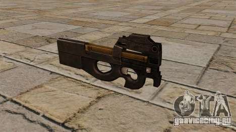 Пистолет-пулемёт P90 для GTA 4