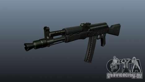 Автомат AK-102 для GTA 4