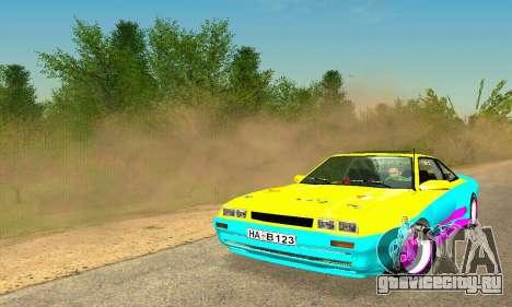 Opel Manta Mattig Extreme для GTA San Andreas