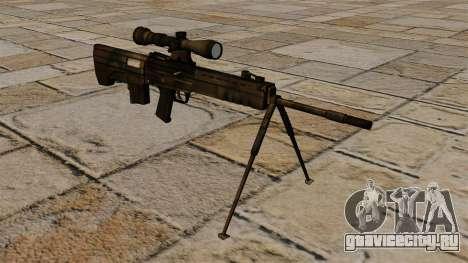 Снайперская винтовка QBU-88 для GTA 4