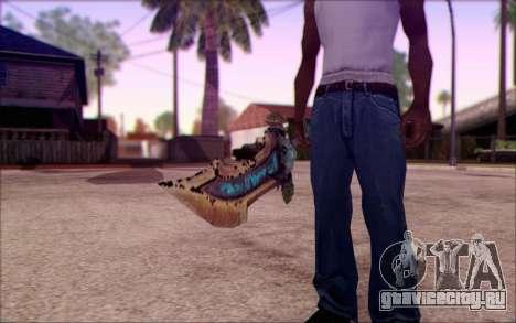 Кельделар для GTA San Andreas второй скриншот