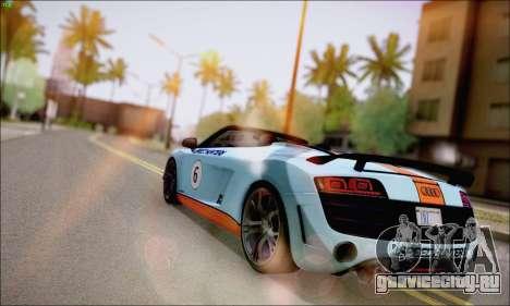 Reflective ENBSeries v1.0 для GTA San Andreas седьмой скриншот