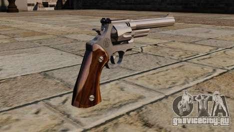 Револьвер S&W M29 .44Magnum для GTA 4 второй скриншот