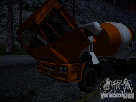Активная приборная панель v 3.2 Full для GTA San Andreas