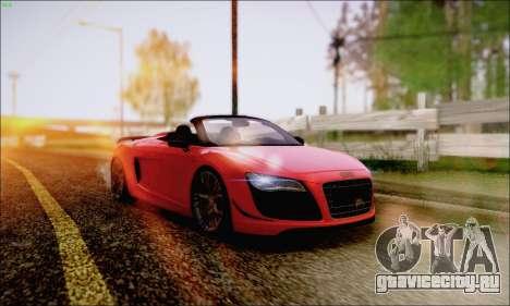 Reflective ENBSeries v1.0 для GTA San Andreas восьмой скриншот