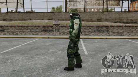 Американский спецназовец Urban для GTA 4 второй скриншот