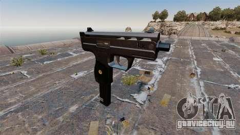 Пистолет-пулемёт HK UZI для GTA 4