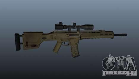 Автоматическая винтовка Magpul Masada для GTA 4 третий скриншот