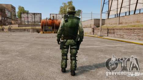 Американский спецназовец Urban для GTA 4 третий скриншот