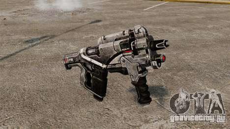 Автомат M12 Locust для GTA 4