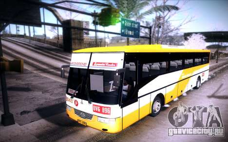 Nissan Diesel UD для GTA San Andreas