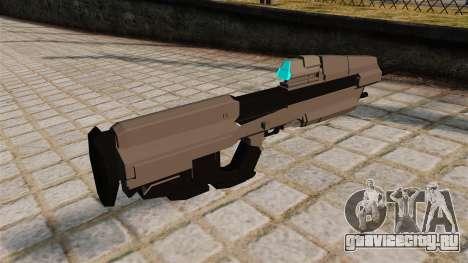 Штурмовая винтовка Halo для GTA 4 второй скриншот