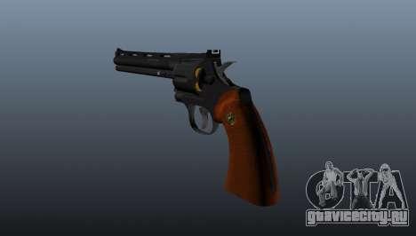 Револьвер Python 357 8in для GTA 4 второй скриншот