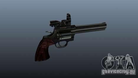 Револьвер Colt Python 357 Aimshot для GTA 4 третий скриншот