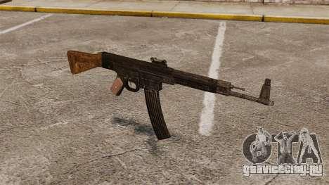 Автомат МР-44 для GTA 4