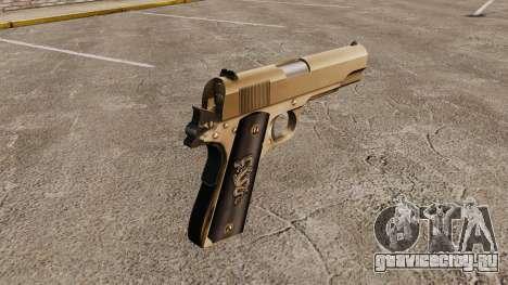 Пистолет Colt M1911 v2 для GTA 4 второй скриншот
