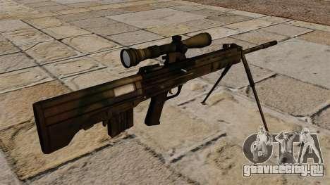 Снайперская винтовка QBU-88 для GTA 4 второй скриншот