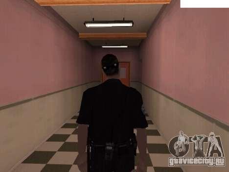 New Police для GTA San Andreas второй скриншот