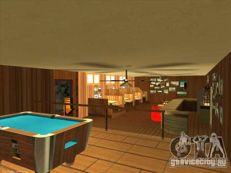 Новые текстуры интерьера для GTA San Andreas
