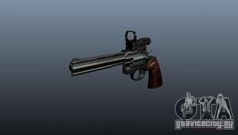 Револьвер Colt Python 357 Aimshot для GTA 4