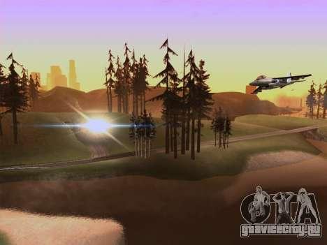 SA_RaptorX v 2.0 для слабых ПК для GTA San Andreas четвёртый скриншот