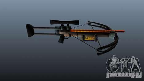 Арбалет Half-Life для GTA 4 третий скриншот