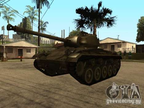 M24-Chaffee для GTA San Andreas