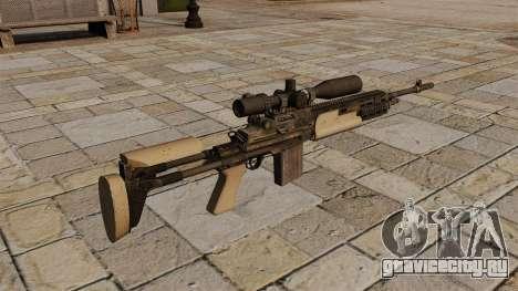 Снайперская винтовка M14 для GTA 4 второй скриншот