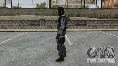 Английский спецназовец SAS для GTA 4 второй скриншот
