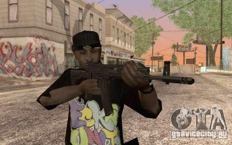 AK12 для GTA San Andreas второй скриншот